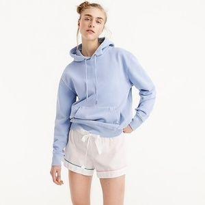 J. Crew Tipped Pajama Shorts